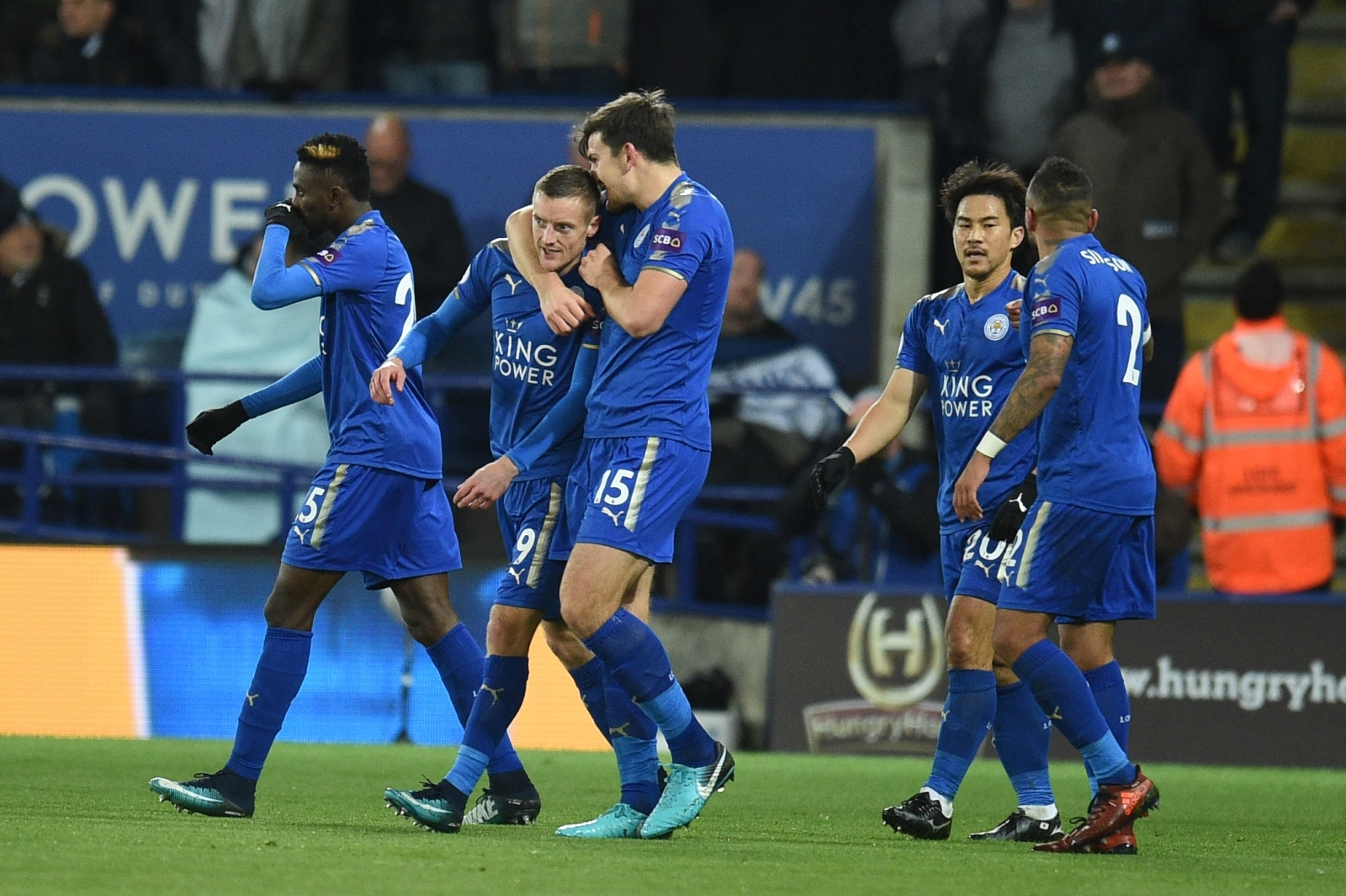 Leicester City's Ndidi anticipates 'difficult' Tottenham Hotspur clash