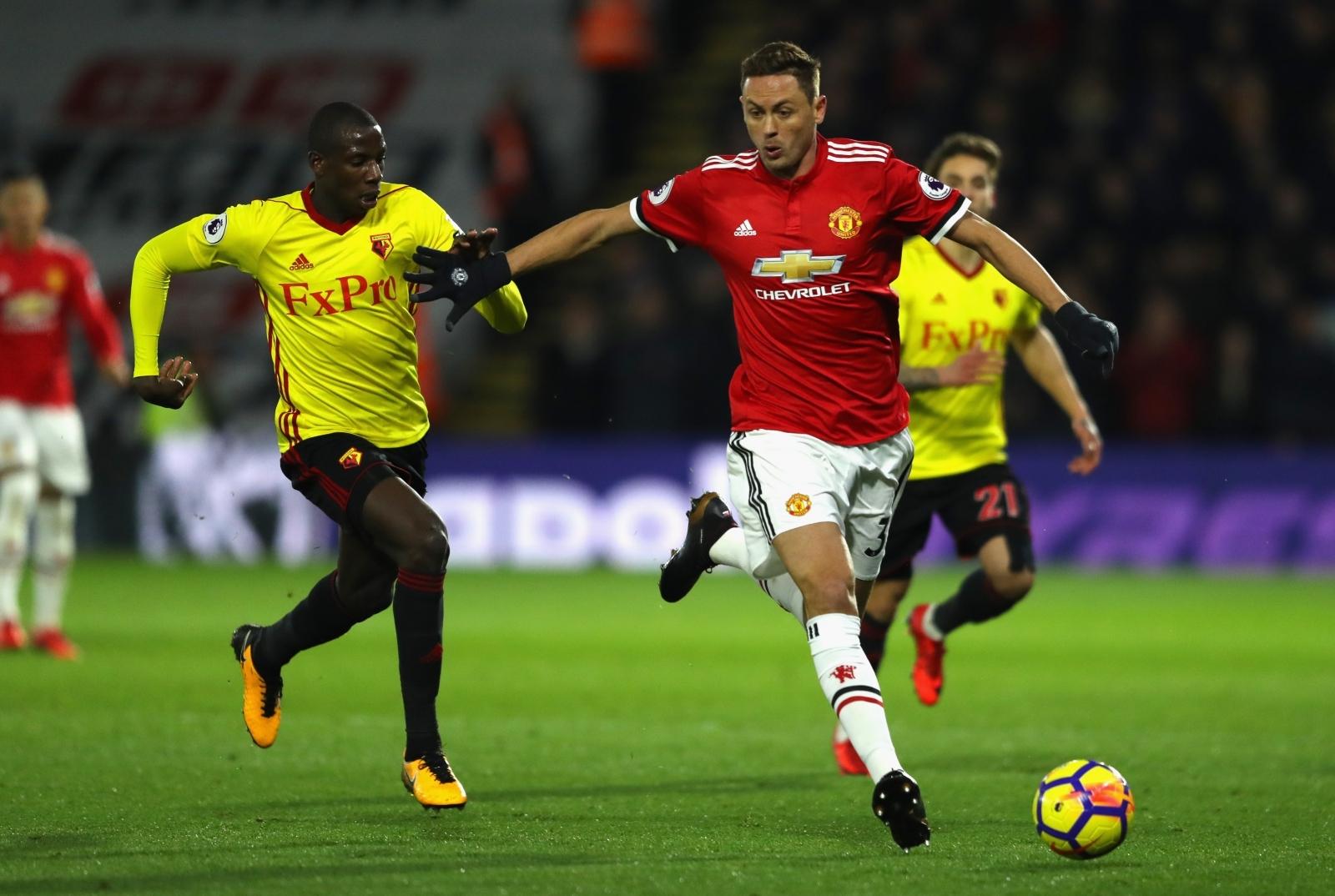 Manchester United boss Jose Mourinho provides update on Nemanja