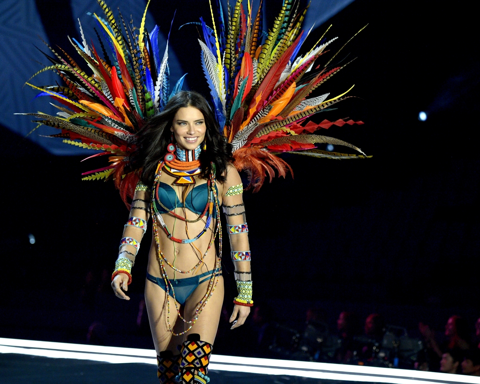 Adriana Lima Gets Lost in Translation ... I'm Not Quitting Victoria's Secret!