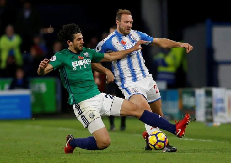 Ahmed Hegazi & Laurent Depoitre