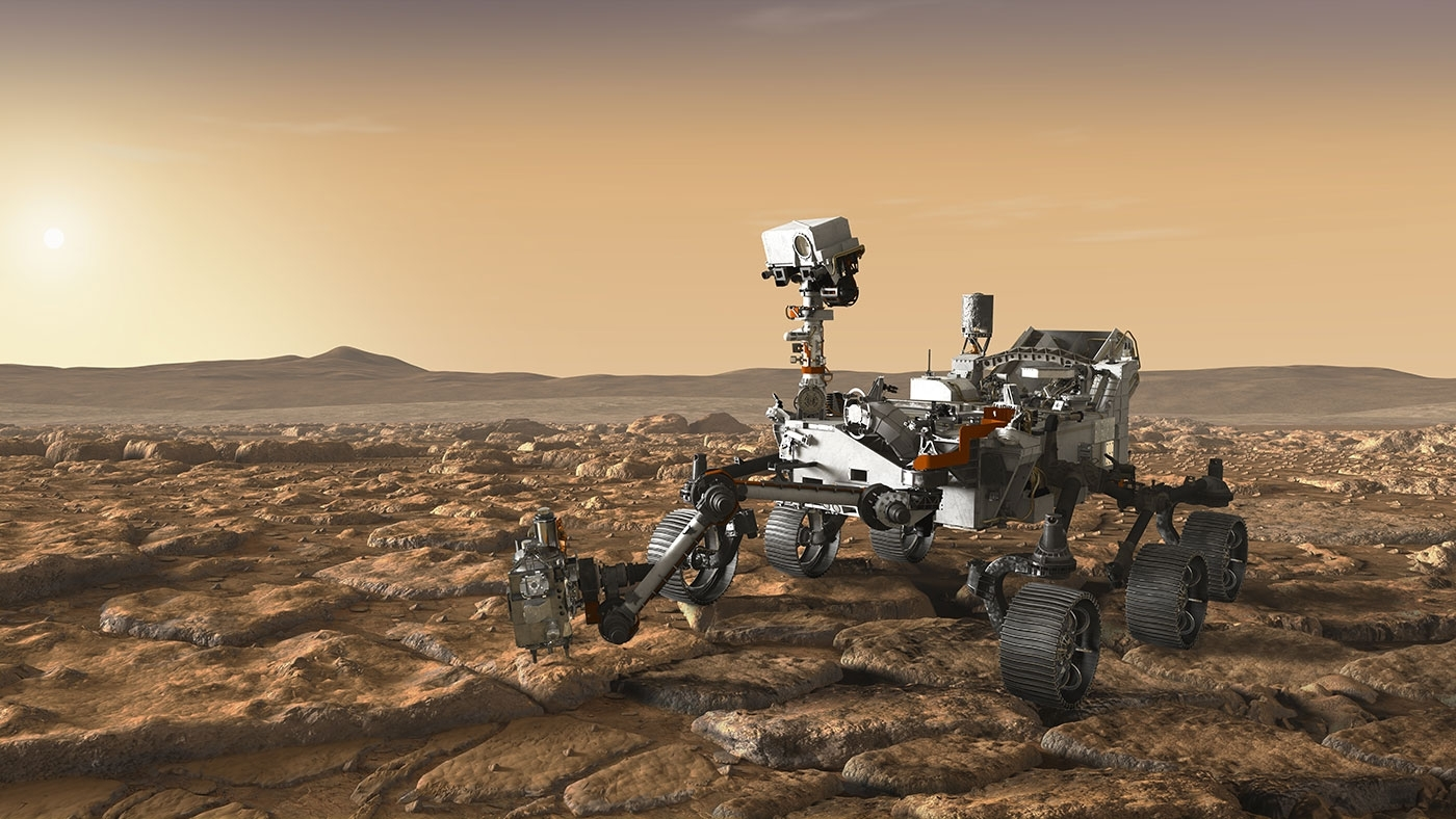 mars rover first photo - photo #12