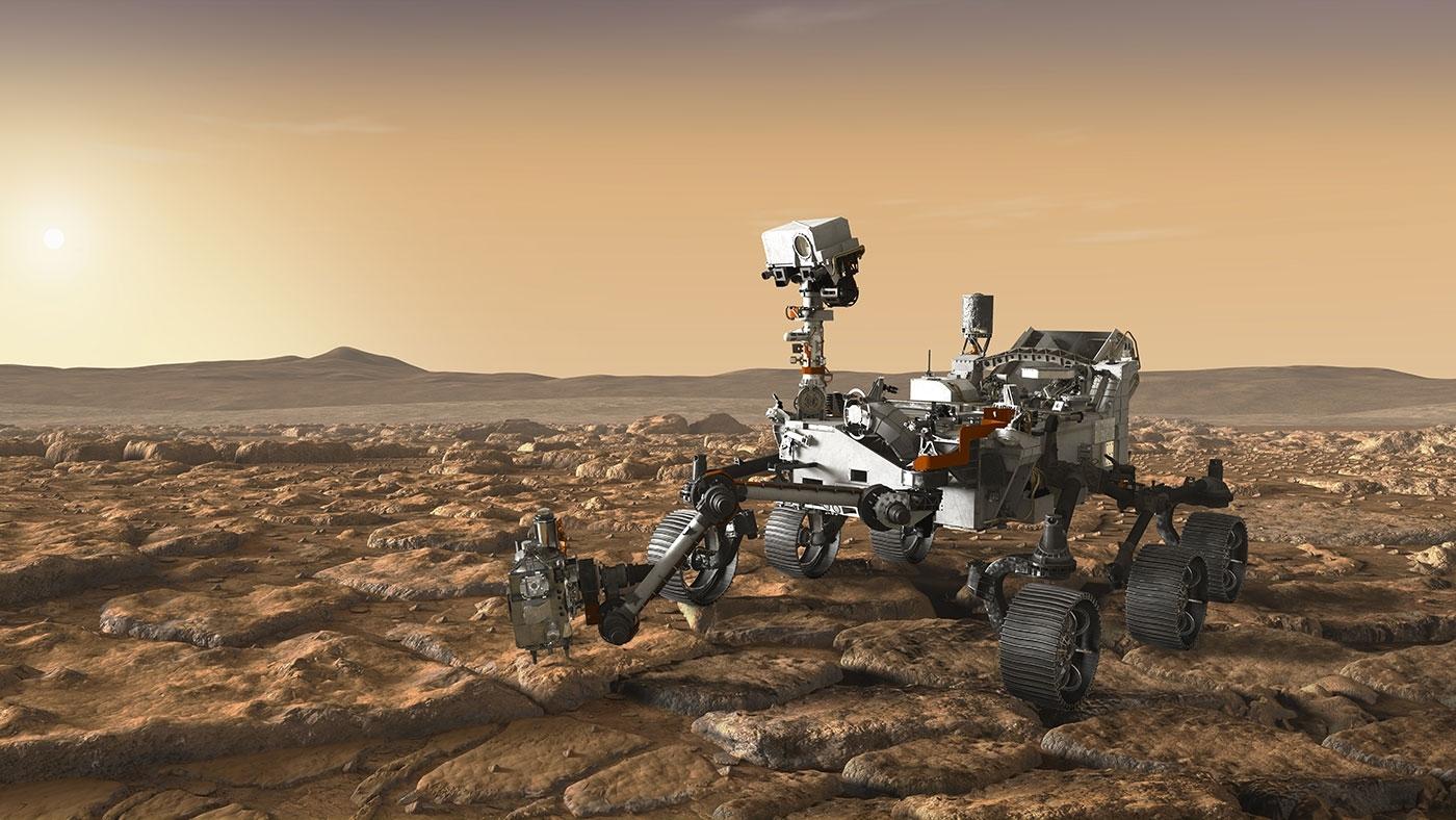 Nasa's next Mars rover