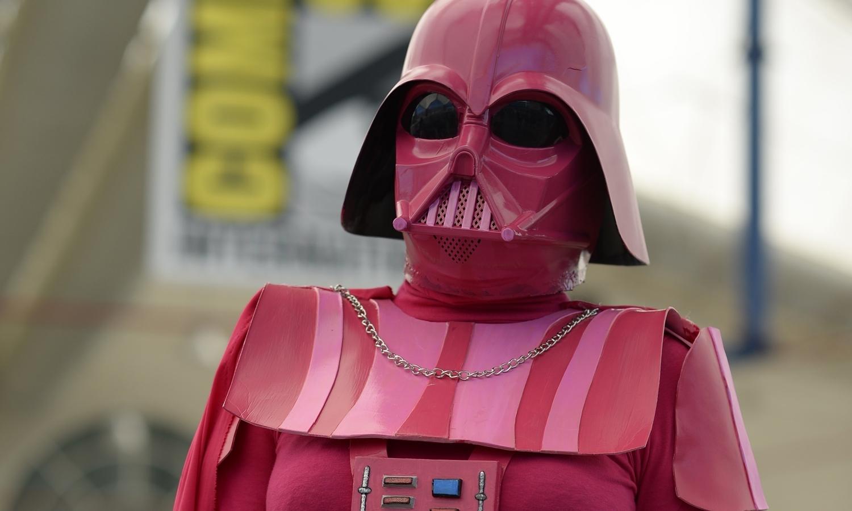 Pink Darth Vader