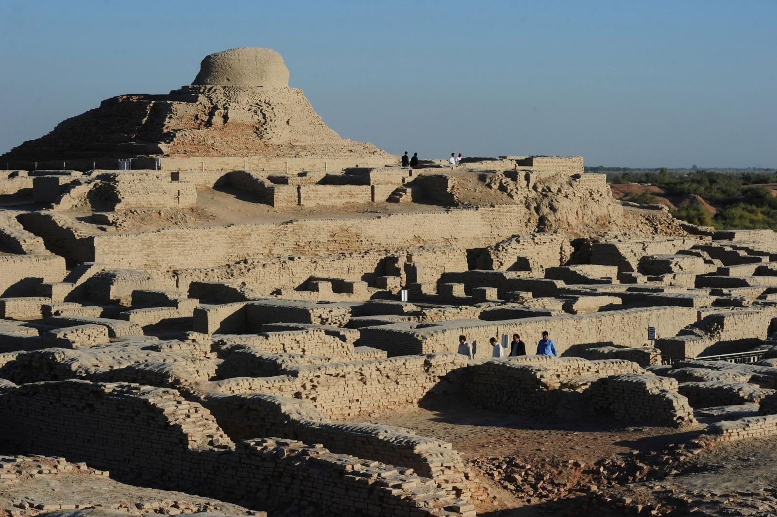 Mohenjo-daro, Indus Valley