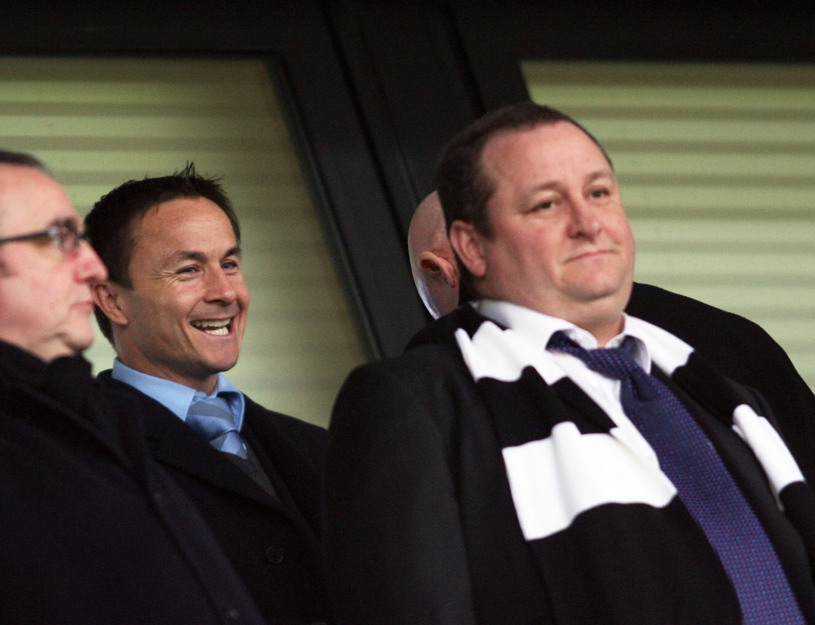 Dennis Wise Newcastle
