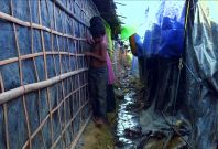 Rohingya Refugees Are Living In Dire Conditions in Bangladesh