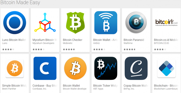 Cryptocurrency apps with millions of downloads are exposing