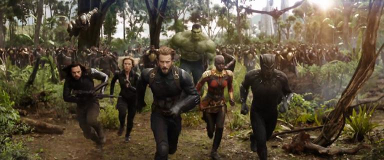 Avengers: Infinity War - First Trailer