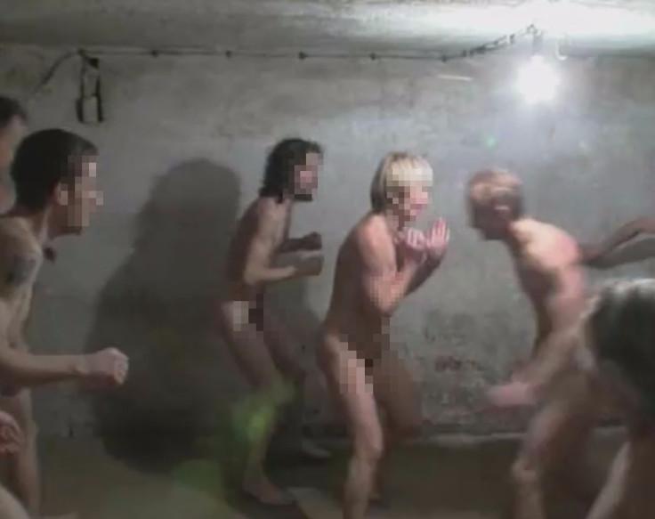 Ideal Naked Jewish Prisoners Scenes