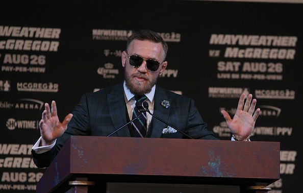 'Come And Get Me': Connor McGregor Responds To Threats From Irish Gang