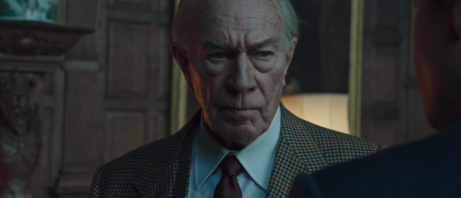 Christopher Plummer All the Money World