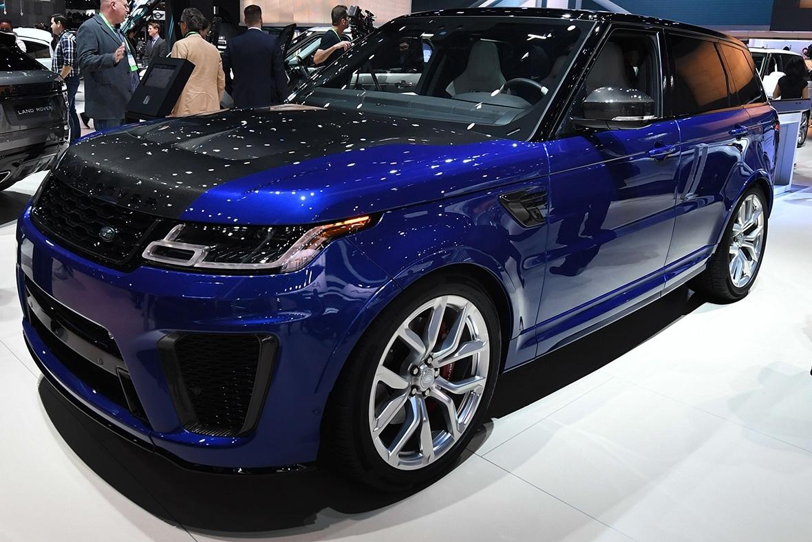 LA Auto Show 2017