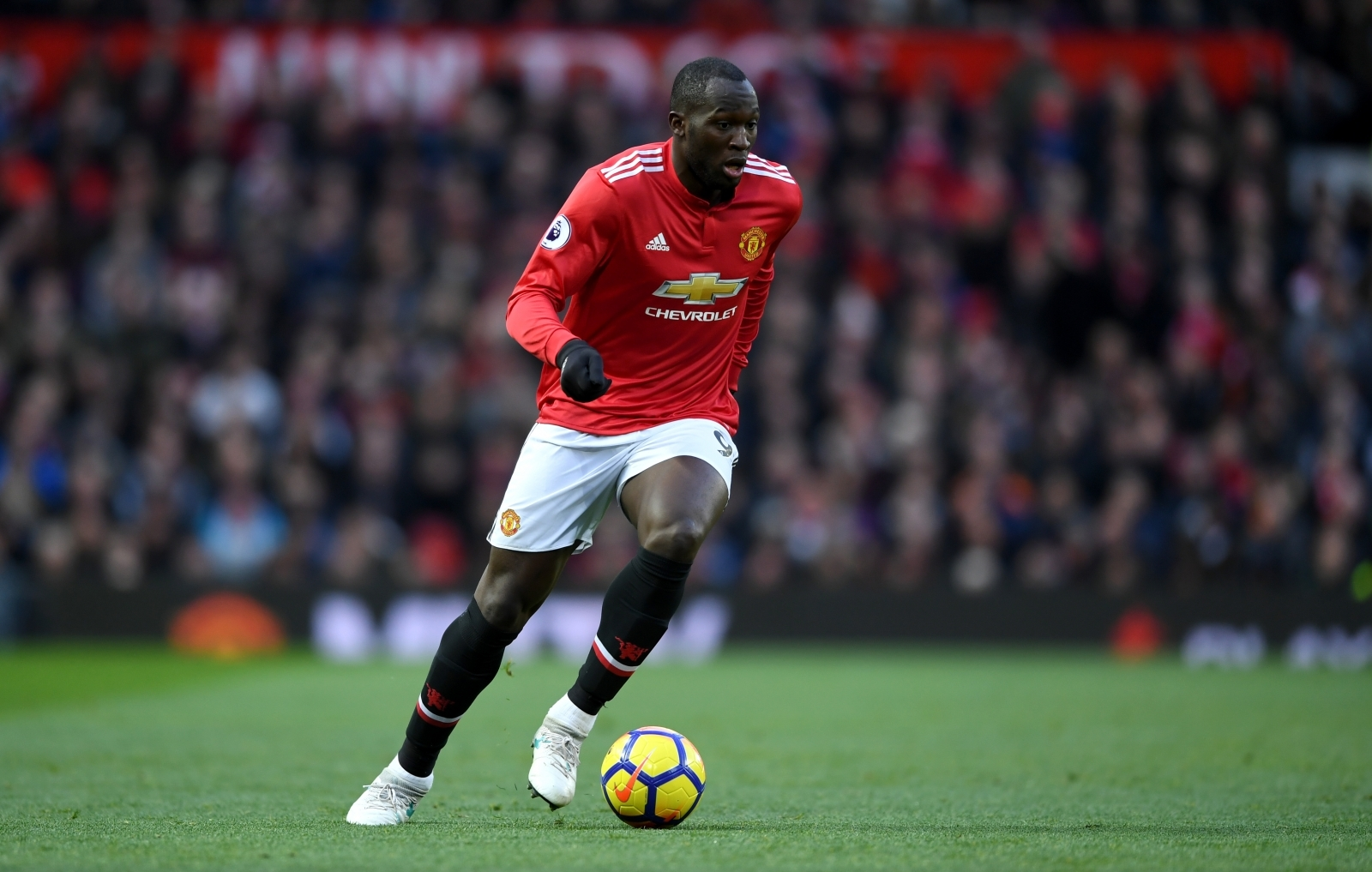 Manchester United's Romelu Lukaku 'has To Deliver' Against