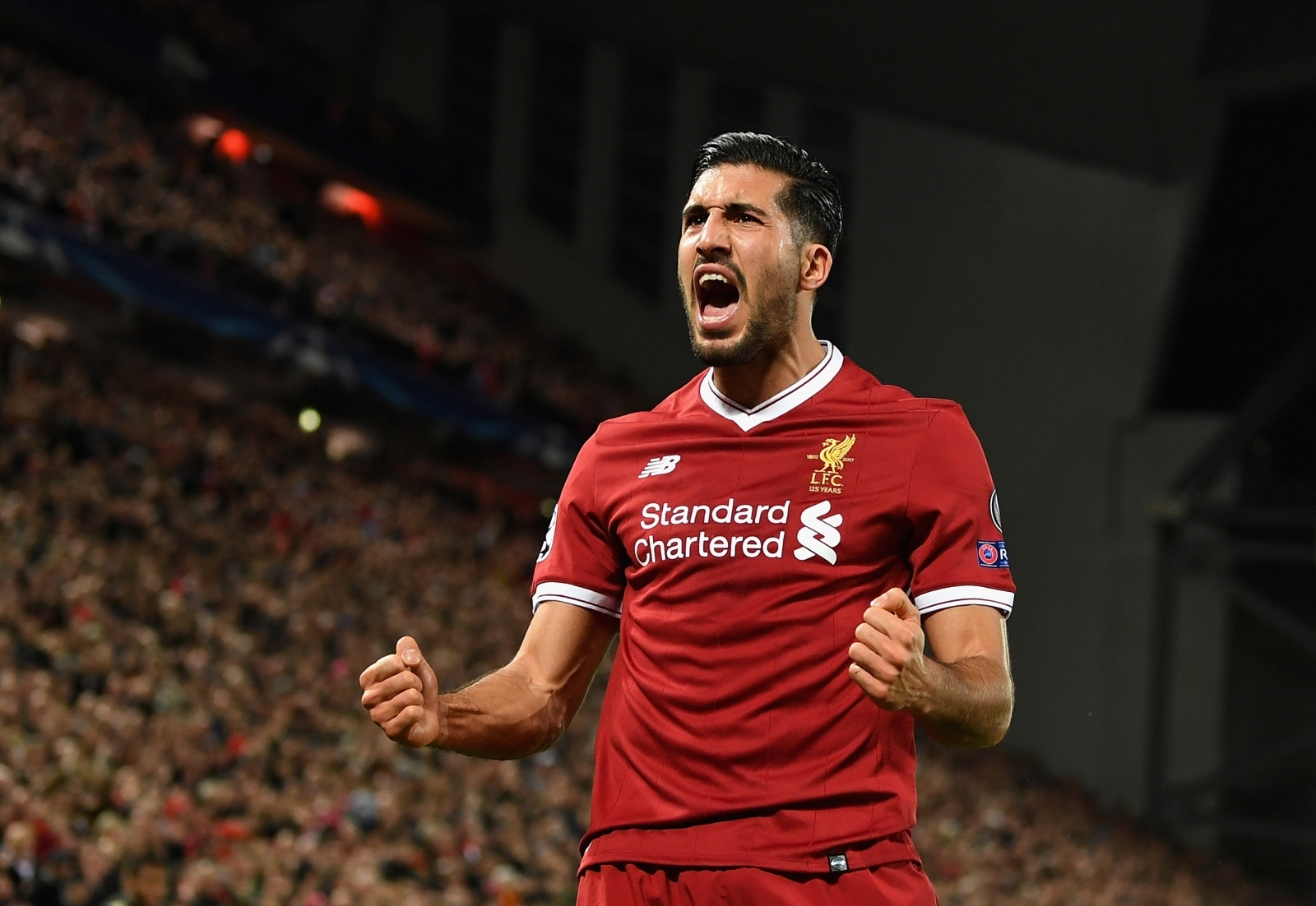 Emre Can Offers Hope Of New Liverpool Contract Despite