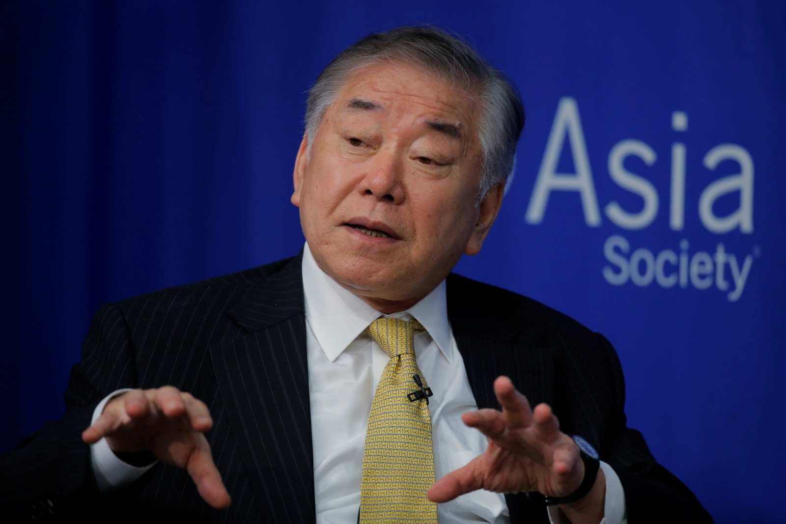Professor Chung-in Moon