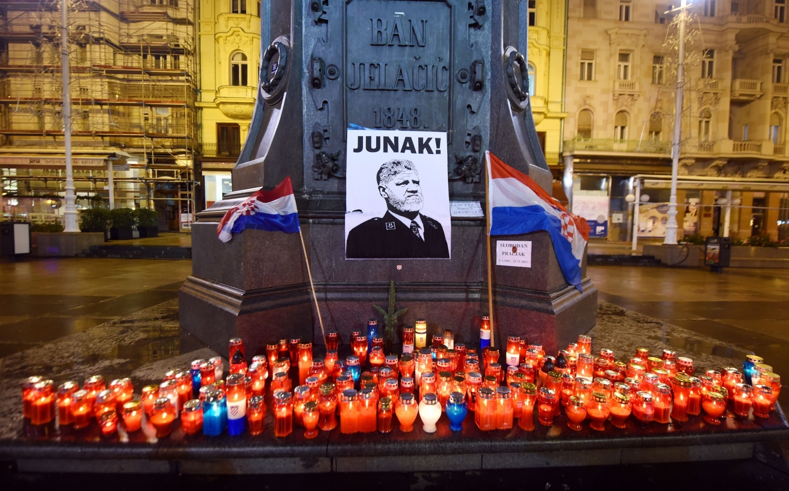 War crimes convict Slobodan Praljak died of cyanide poisoning