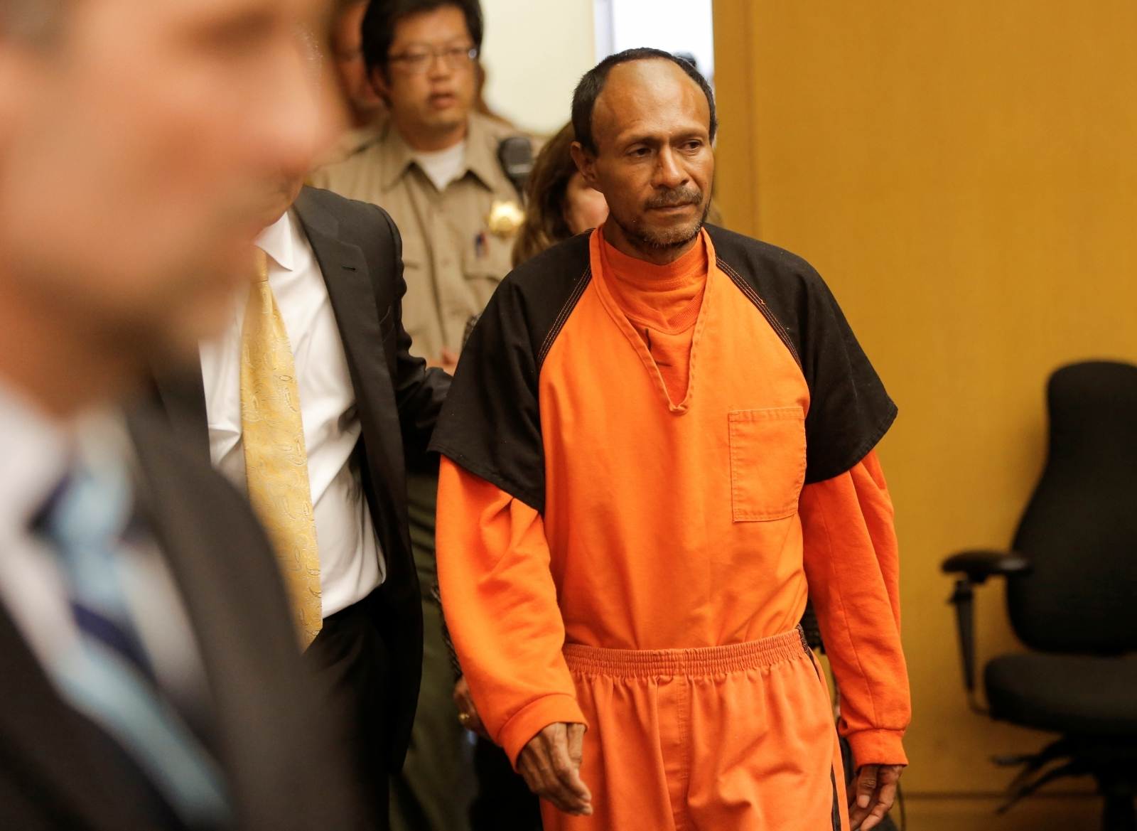 'No Justice': Verdict in Steinle Case Rekindles Immigration Debate
