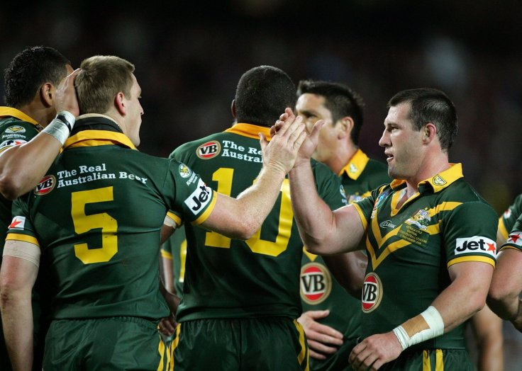 Australia Rugby League team