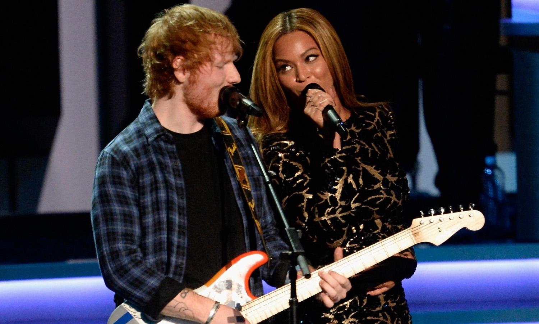Ed Sheeran Beyonce