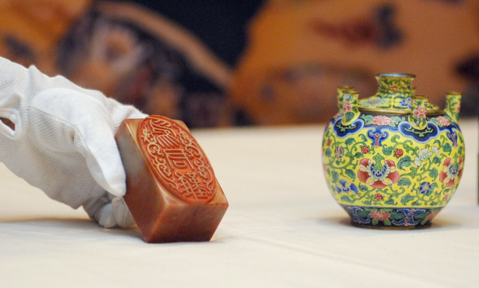 Chinese artefacts