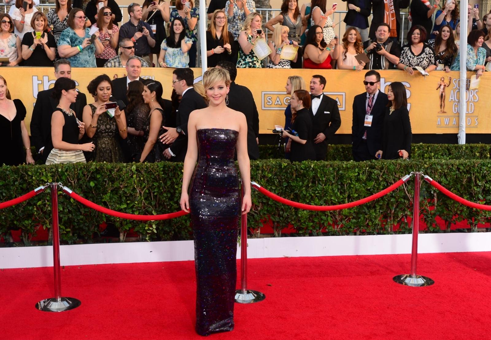 Jennifer Lawrence SAG Awards