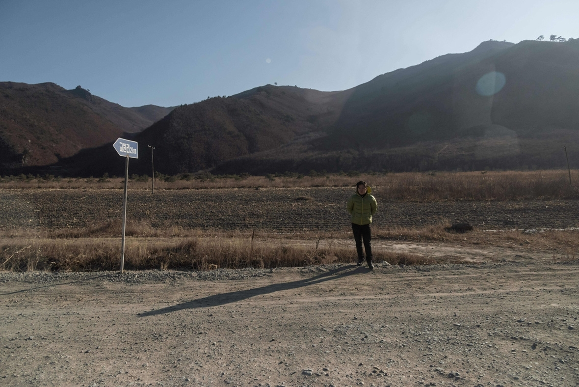 rural North Korea