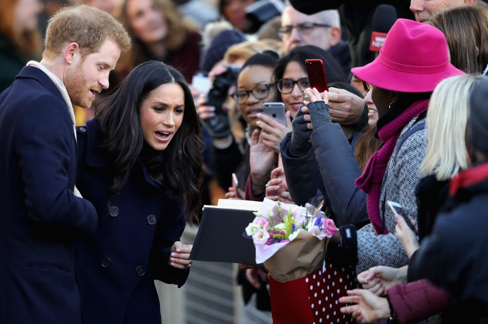 Royally awkward: Will Meghan Markle have to curtsey to Kate Middleton?
