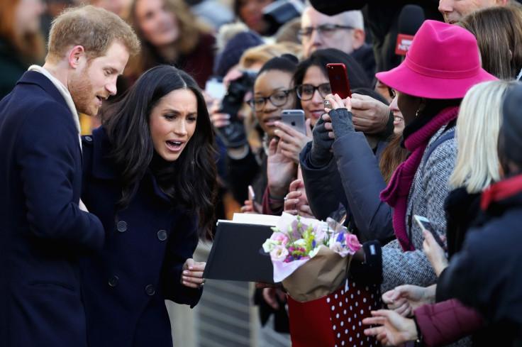 extortionate cost of prince harry and meghan markle s royal wedding cake revealed ibtimes uk