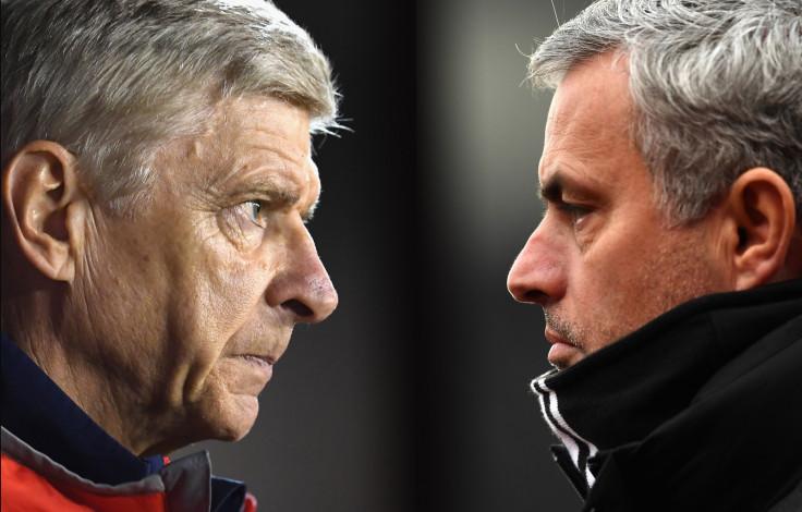 Mourinho v Wenger - The Premier League's longest Running Feud