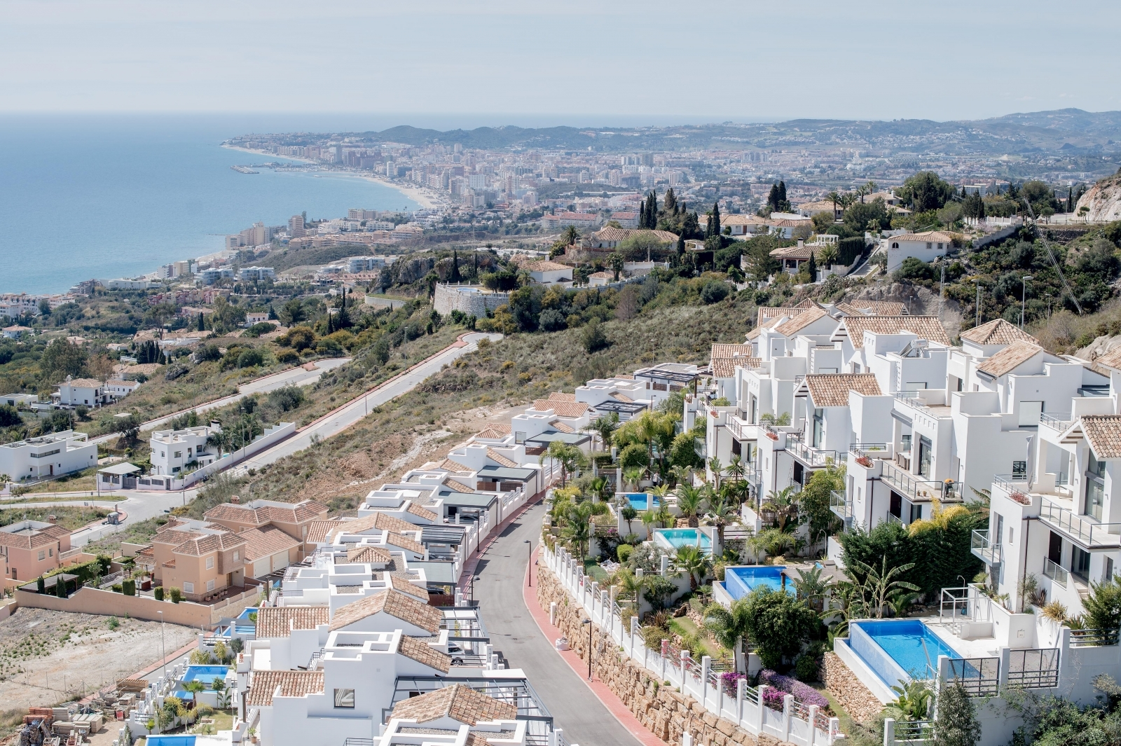 A top mafia boss has been arrested, known only as CP, has been arrested in holiday hotspot Benalmadena, on Spain's Costa del Sol