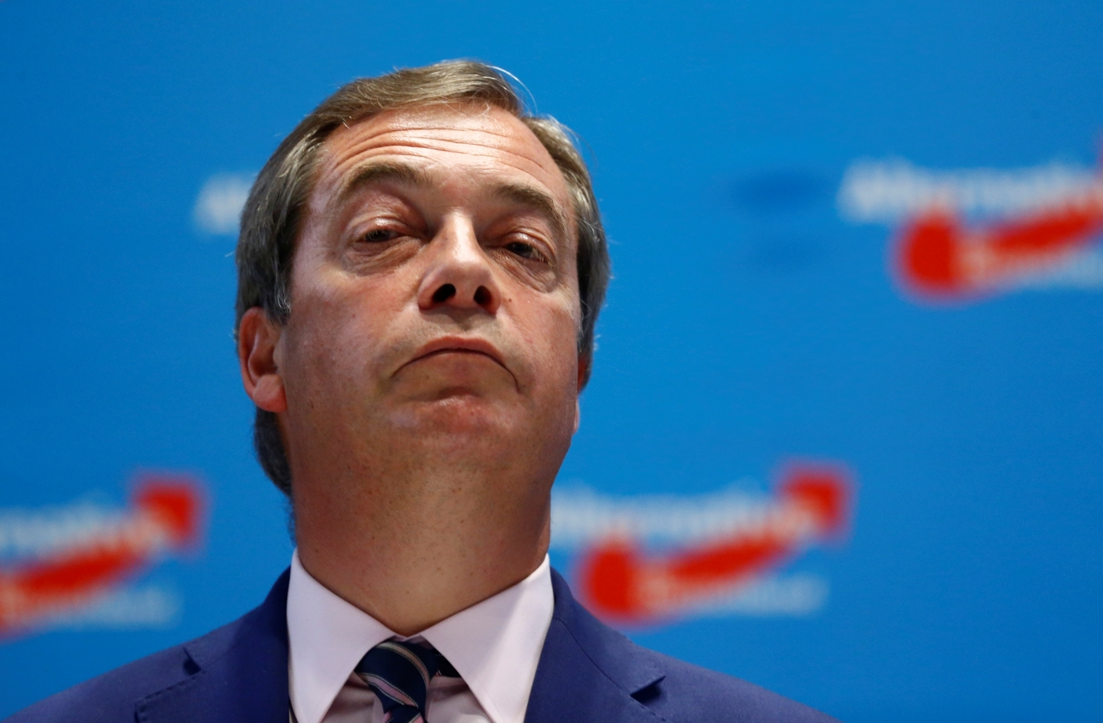 Nigel Farage criticised for saying he will keep European Union pension