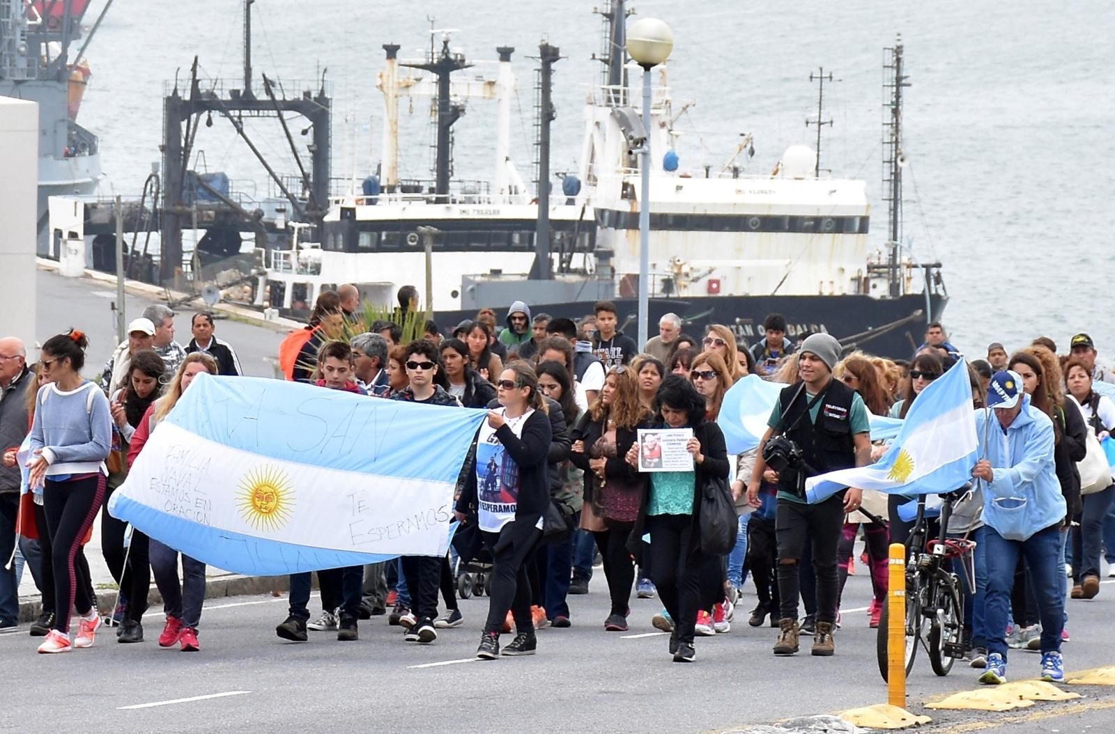 Argentina sub