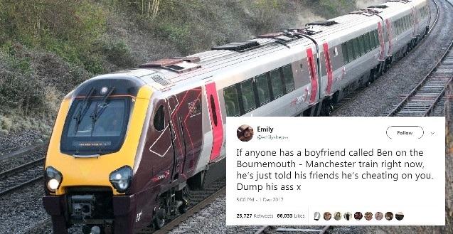 Cheating Ben on Twitter