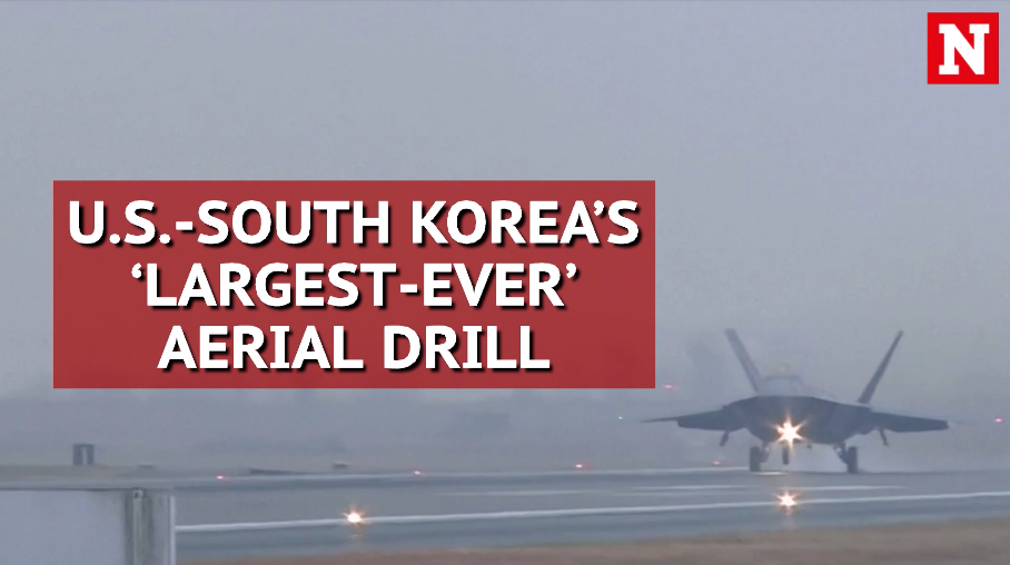 u-s-flies-two-dozen-stealth-jets-over-korean-peninsula-for-massive-drill