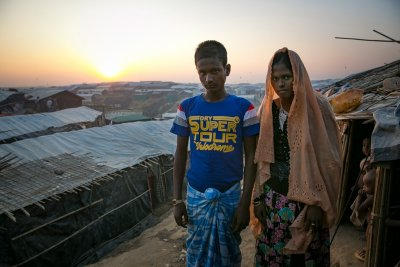 Rohingya child marriage refugee camps Bangladesh