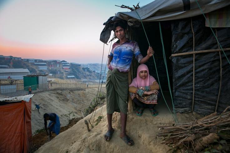 Rohingya child marriage refugee camps Bangladesh