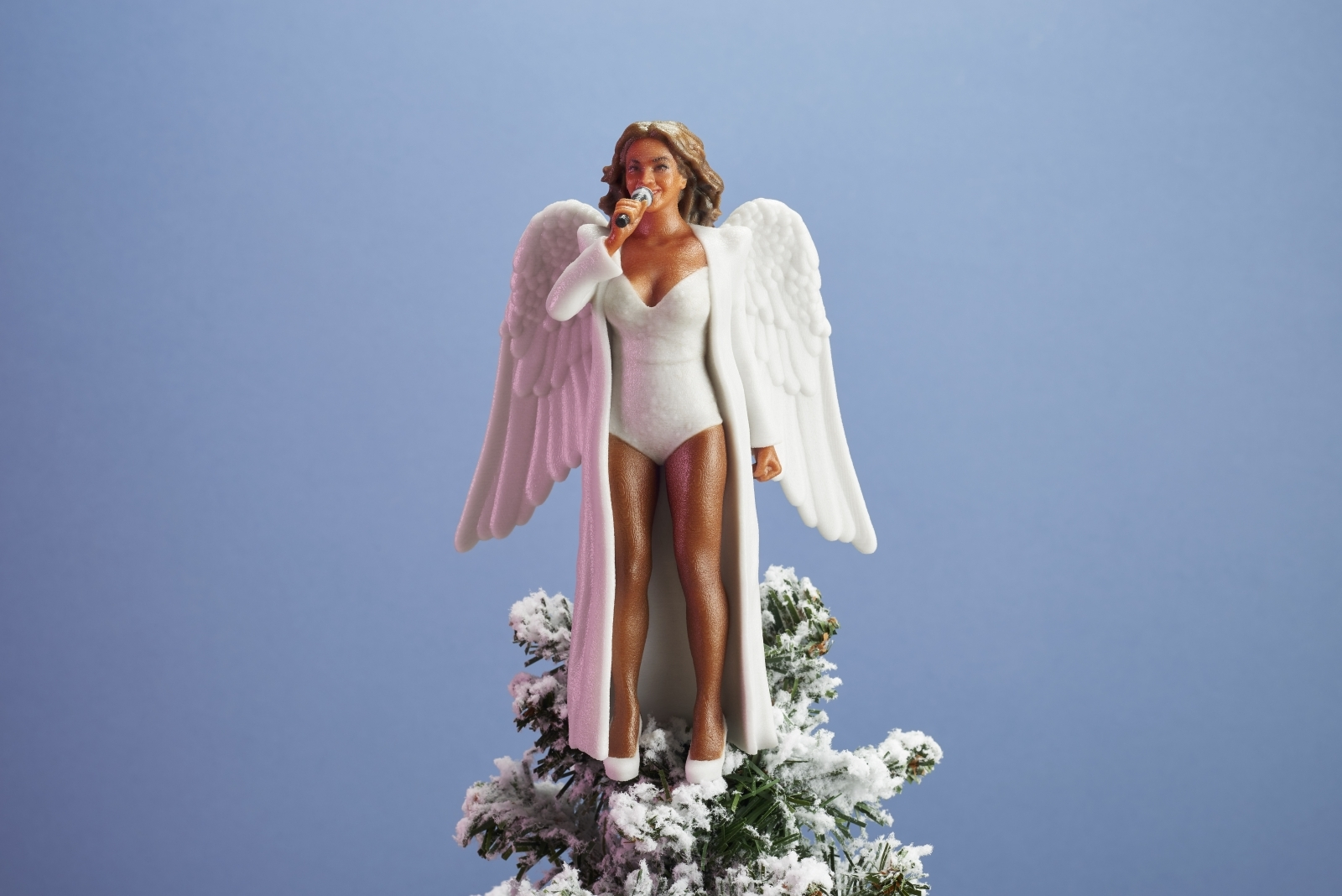 Beyoncé tree topper