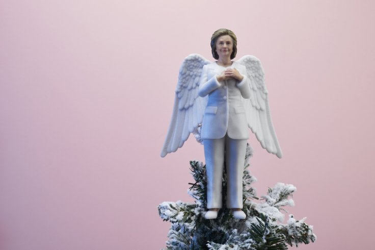Hilary Clinton angel
