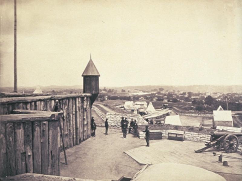 Fort Negley