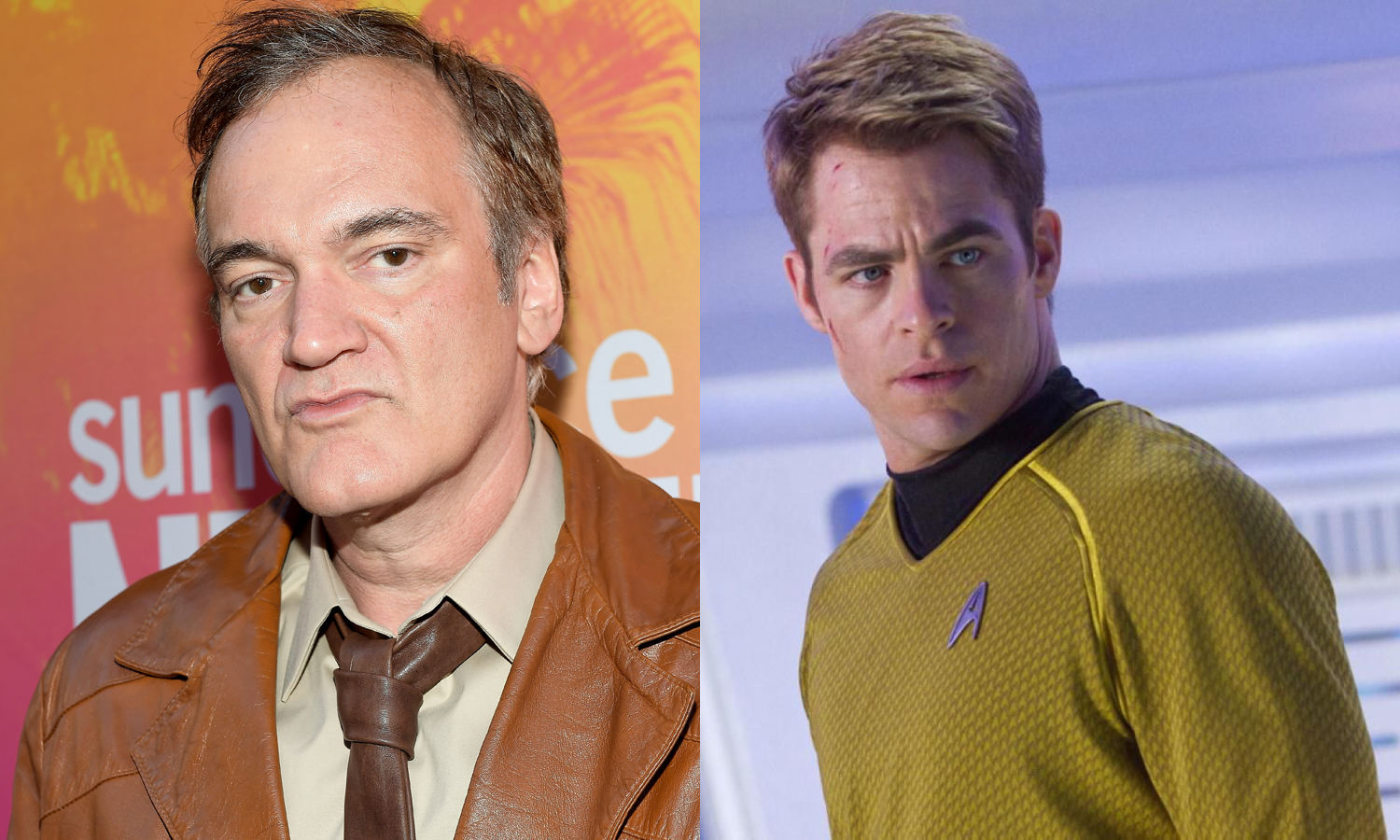 Quentin Tarantino Developing 'Star Trek' Movie Idea With JJ Abrams