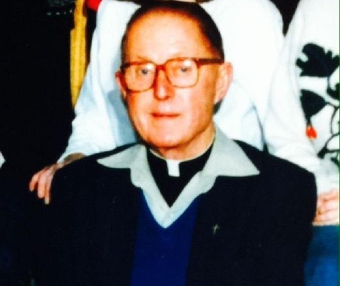 Father Peter Searson