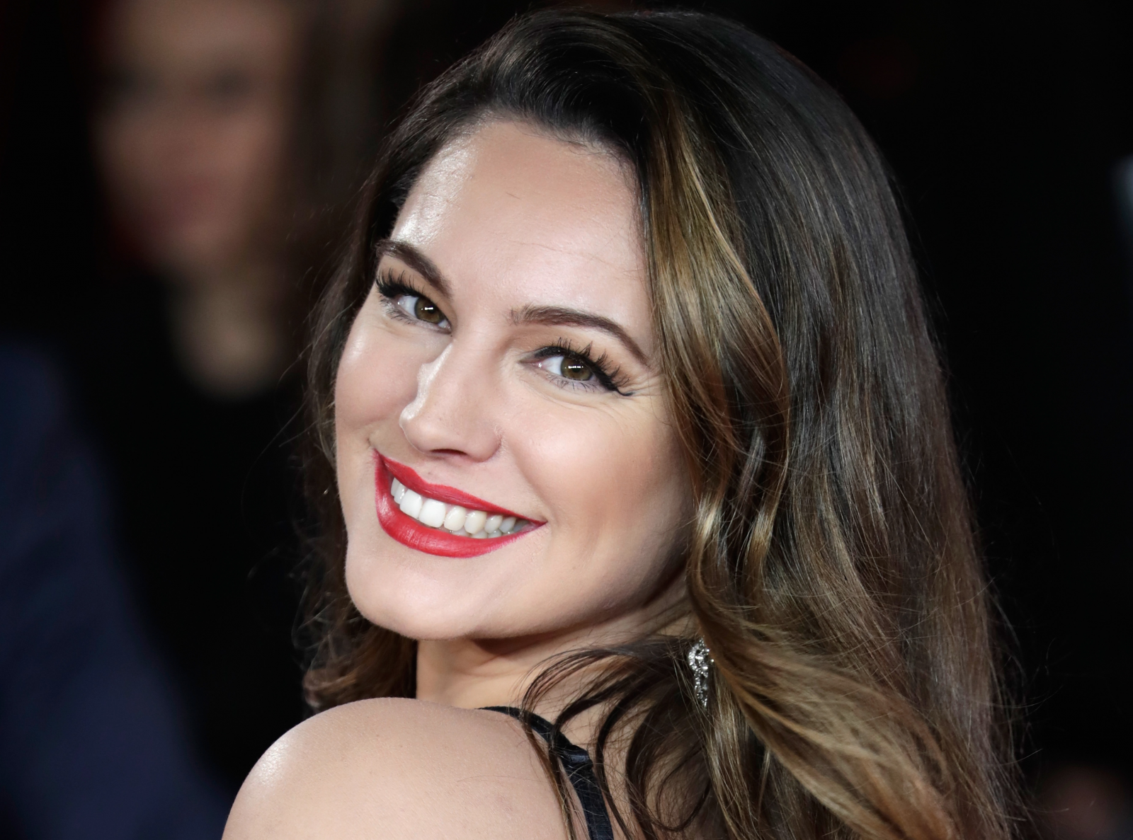 This photo of Kelly Brook in a bikini is the 'most liked picture in 2017' by fans