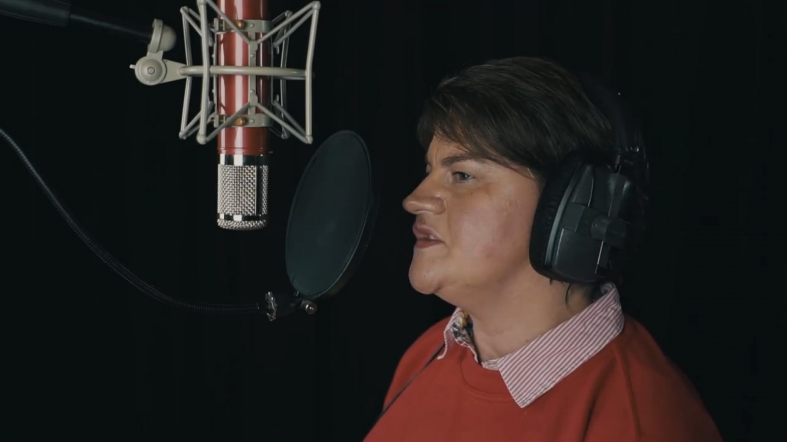 DUP's Arlene Foster joins voices