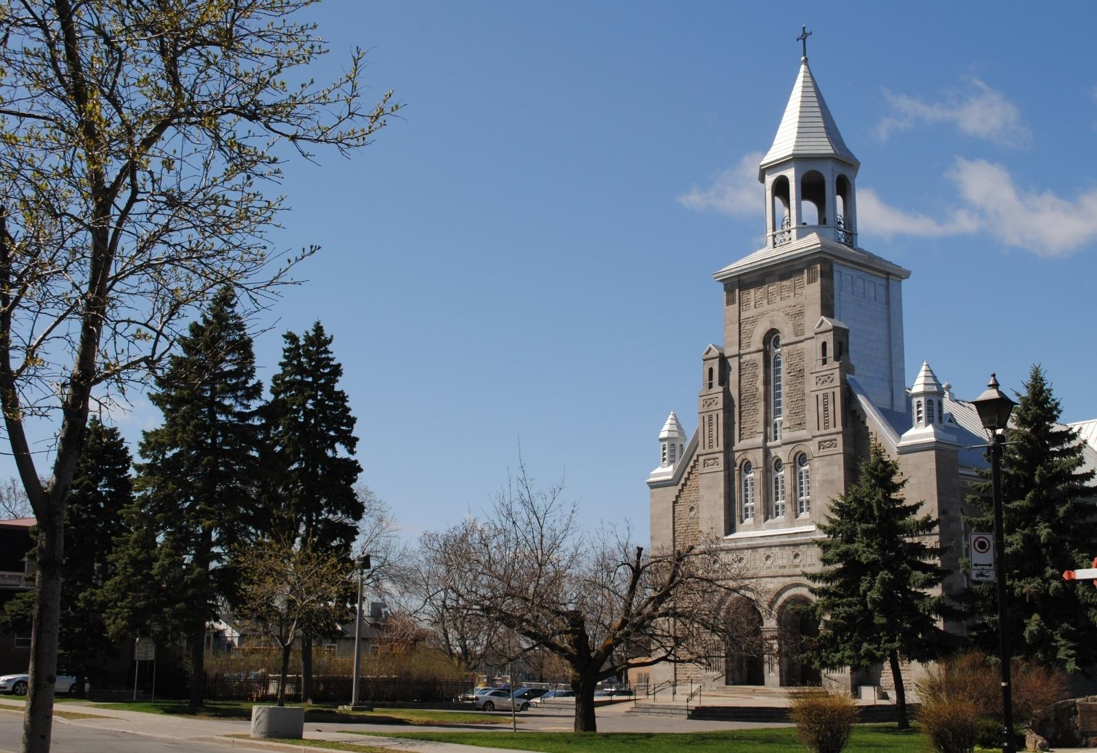 Eglise Saint Leonard, Montreal