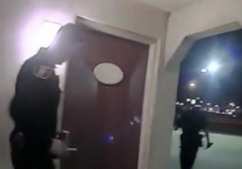 Ralph Shortey police video