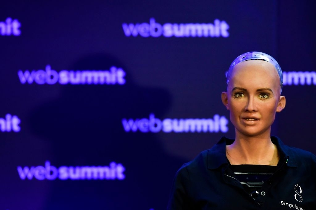 Saudi Arabia's first robot citizen Sophia is now calling for women's rights in the kingdom