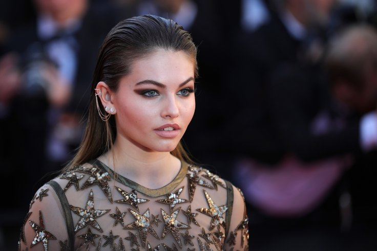 Thylane Blondeau in Cannes
