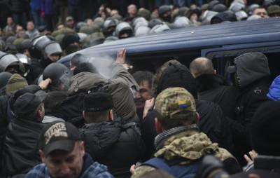 Ukraine Georgian President Mikheil Saakashvili
