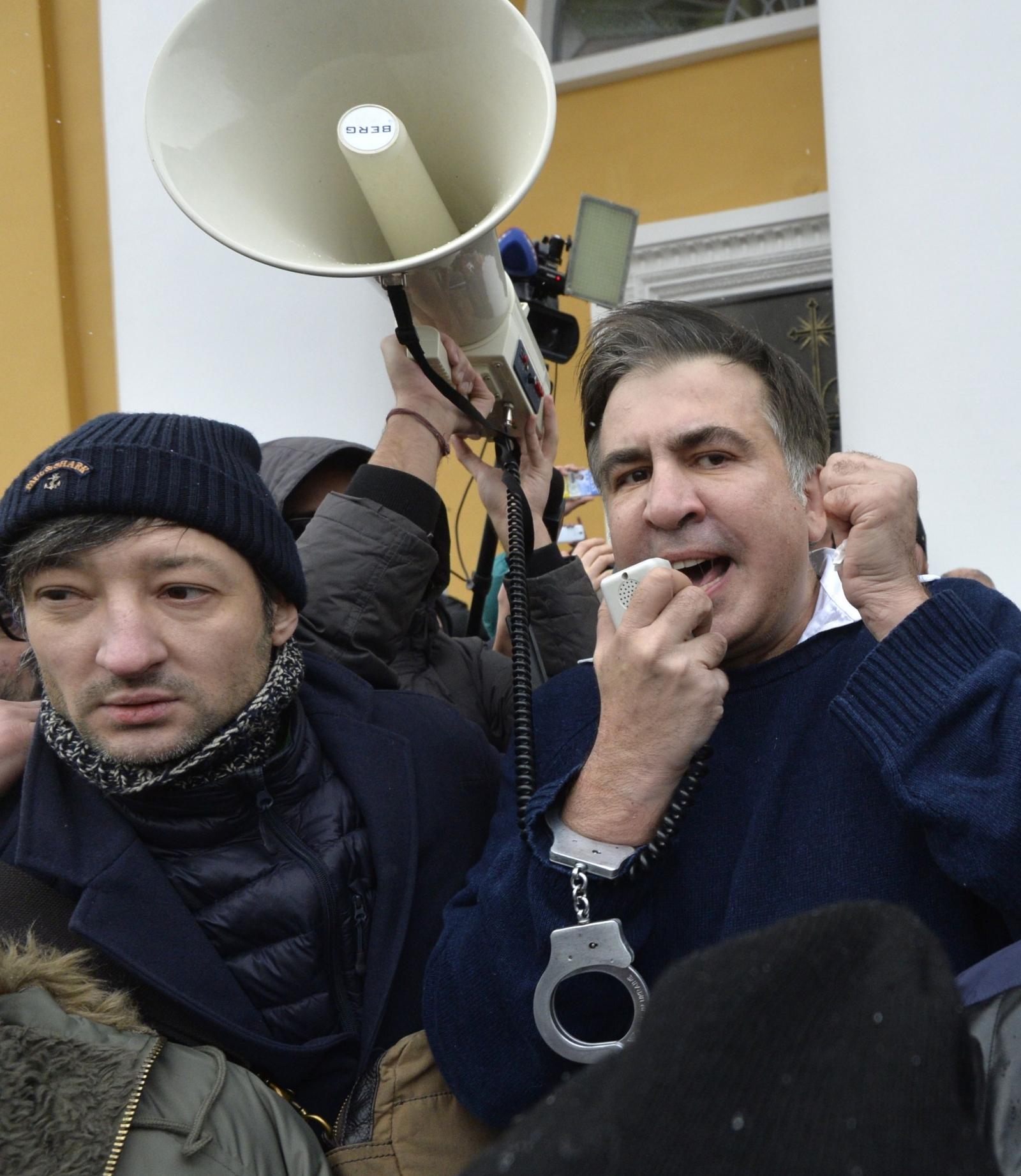 Mikhail Saakashvili considered the failure of Ukraine's performance at the Olympics 08/22/2016 78