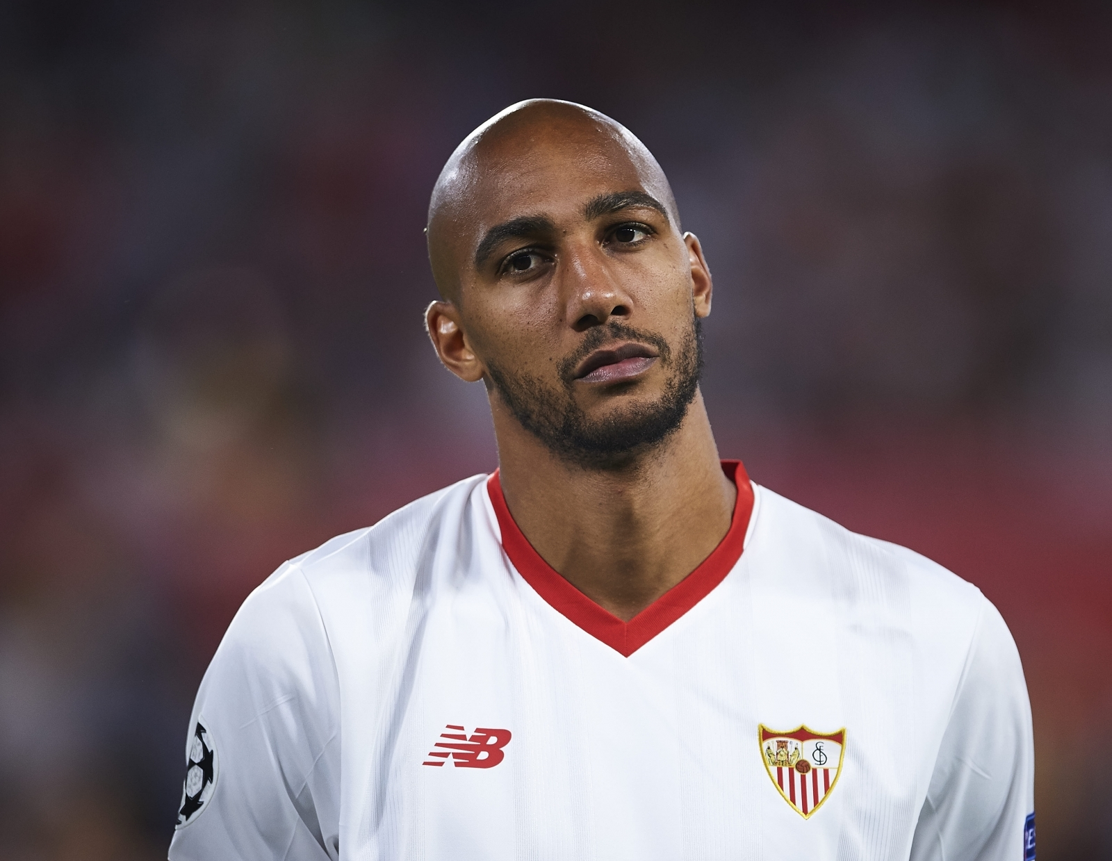 Steven N'Zonzi quells Arsenal transfer talk